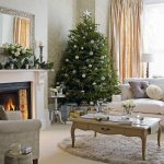 Interior-decoration-House-Christmas-in-the-year-2011